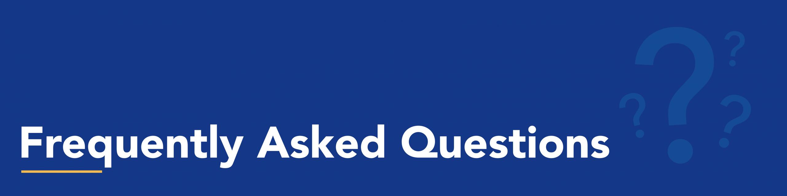 FAQs backendcommunications